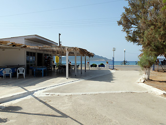 Camping Methoni Bar 2013