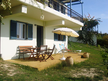 Apartment Artemis Saga Beach