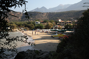 Kalogria Beach Stoupa